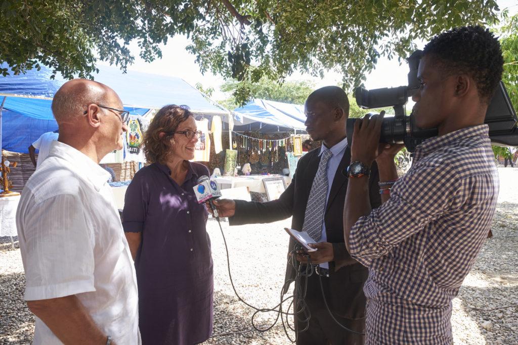 Rapport de mission à Haïti par l'ECSF