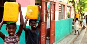 Mission à Haïti par l'ECSF